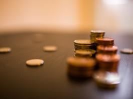 Geld ontvangen door negatieve rente