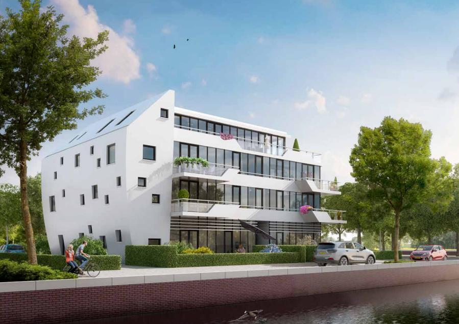 Duinpoort 3 ontwerp Johan Architectuur